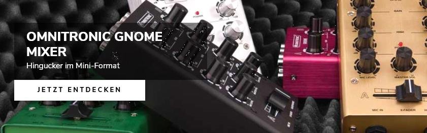 Gnome Mixer
