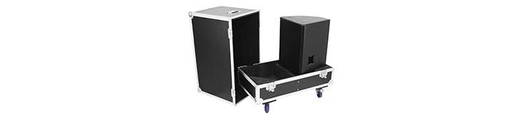 Lautsprecher-Cases