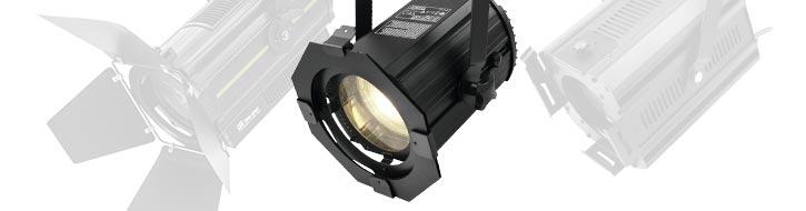 Stufenlinsen-Scheinwerfer