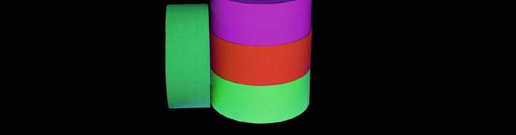 UV-aktives Material