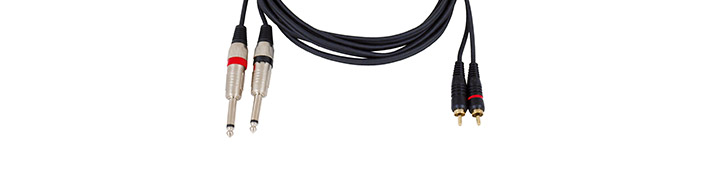 Audiokabel & -stecker