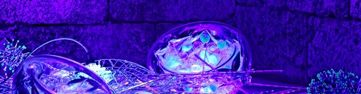 UV-Scheinwerfer