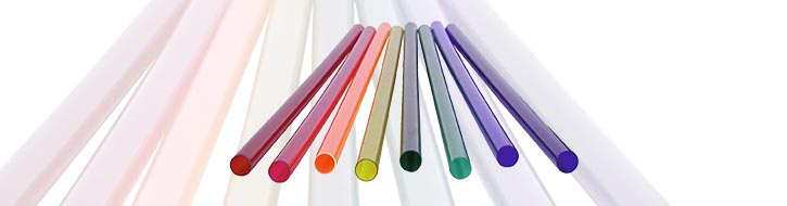 Farbfilter für Röhren
