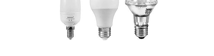 Schraubsockellampen