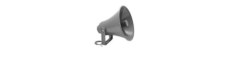 Druckkammer-Lautsprecher