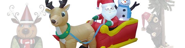 Weihnachtsfiguren & -objekte